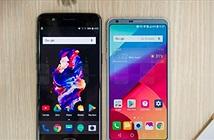 OnePlus 5 và LG G6: Bằng giá, cấu hình khác biệt