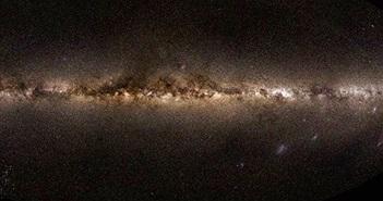 Bản đồ hàng tỷ sao với độ chính xác chưa từng có