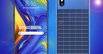 Sắp có smartphone chạy bằng năng lượng mặt trời từ Xiaomi?