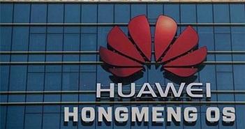 Huawei đang thử nghiệm điện thoại chạy hệ điều hành Hongmeng