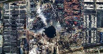 Những vụ nổ thảm khốc nhất lịch sử liên quan hóa chất phân bón