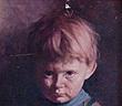 """Vì sao bức tranh mang tên """"Cậu bé khóc"""" khiến tất cả mọi vật bị thiêu rụi, trừ chính nó?"""