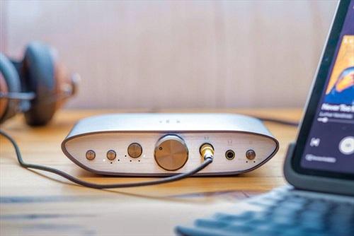 """iFi ra mắt headamp Zen Can giá mềm 165USD, kéo tốt tai nghe """"đói"""" dòng"""