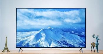 """Trên tay TV Vsmart 50"""" KD6800: giá tốt, thiết kế gọn, viền mỏng, trải nghiệm ổn"""