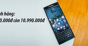 BlackBerry Priv chính hãng giảm giá còn 10.990.000đ