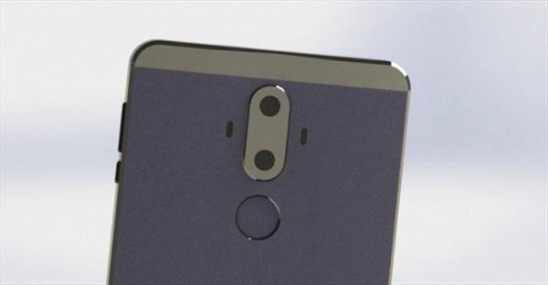 Huawei Mate 9 trang bị camera kép hỗ trợ chống rung quang học