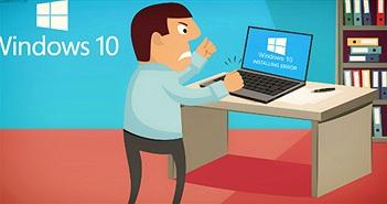 Sửa lỗi CPU cao bất thường do TiWorker.exe trên Windows 10/8.1/8