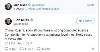 Không phải bom nguyên tử, AI mới là thứ khơi mào Thế chiến III?