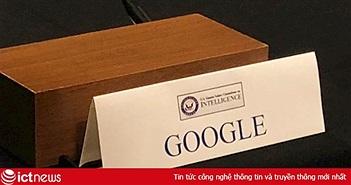 Google khiến Thượng viện Mỹ tức giận vì từ chối tham gia vào cuộc điều trần cùng với Facebook và Twitter