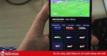 Hướng dẫn xem trực tiếp UEFA Nations League trên app di động