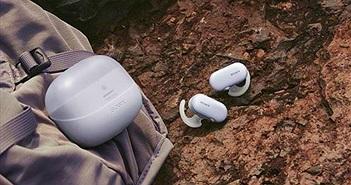 Sony công bố tai nghe true-wireless kiêm máy nghe nhạc WF-SP900