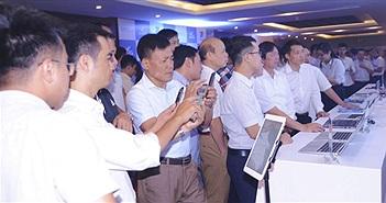 VNPT giới thiệu các giải pháp chuyển đổi số tới các cơ quan bộ ngành