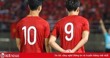 """Cầu thủ Việt Nam """"vô danh"""" trên sân và đây là lý do nghe vô lý nhưng lại rất thuyết phục"""