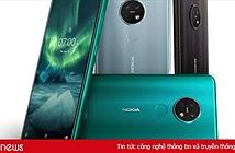 Nokia 7.2 ra mắt: Camera 48 chấm, Android 9, giá gần 8 triệu đồng