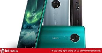 """Nokia 7.2 ra mắt: Camera 48 """"chấm"""", Android 9, giá gần 8 triệu đồng"""
