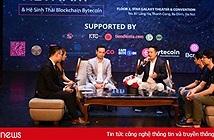 Sàn giao dịch blockchain Bcnex lấy biểu tượng hoa sen làm logo