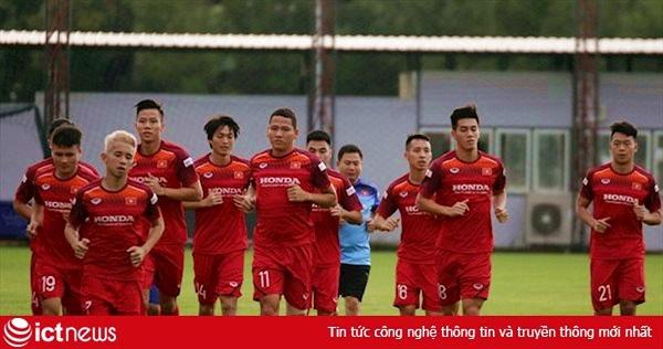 Xem bóng đá trực tiếp Việt Nam vs Thái Lan tối nay trên VOV online