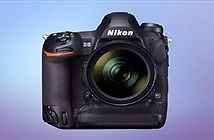 Nikon hé lộ máy ảnh DSLR tối tân nhất từ trước đến nay