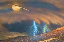 Soi chất lạ Propadiene trên Mặt trăng Titan sao Thổ