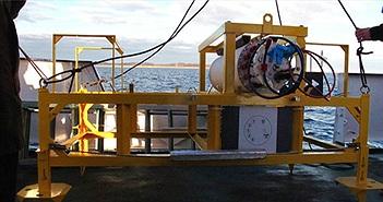 Đài quan sát 332.000 USD biến mất dưới đáy biển Baltic
