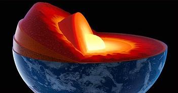 Trái đất bị xuyên thủng, xé rách bởi magma kỷ Jura