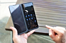 IFA 2019: LG G8X ThinQ ra mắt 3 màn hình gập, xoay 360 độ, camera selfie 32MP