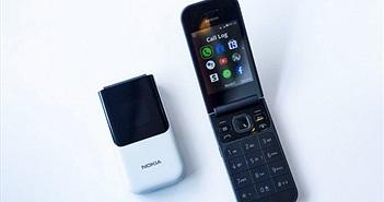 IFA 2019: Nokia 2720 nắp gập hồi sinh sau 10 năm, giá 99 USD