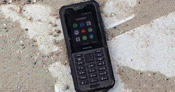 """IFA 2019: Nokia 800 Tough ra mắt, """"nồi đồng cối đá"""", chống nước IP68, pin 43 ngày, giá 120 USD"""