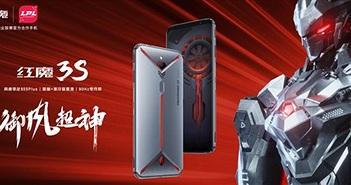 Nubia Red Magic 3S ra mắt: Màn hình 90Hz, Snapdragon 855+, pin 5000mAh, giá từ 419 USD