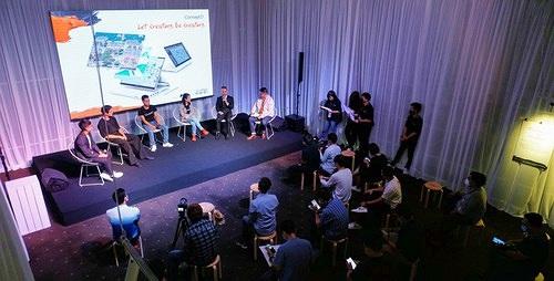 Triển lãm nghệ thuật 'Sáng tạo nguyên bản': Acer ConceptD sản phẩm dành cho các nhà sáng tạo Việt ra mắt