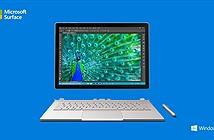 Microsoft bất ngờ công bố Surface Book: máy tính lai, Core i7 Skylake, pin 12 tiếng, giá 1499$