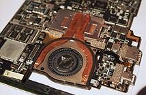 Microsoft Lumia 950 & 950XL: làm mát chất lỏng, 2 anten, 3 flash LED, thẻ tối đa 2TB, USB C
