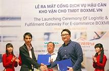 Ra mắt kho hàng BoxMe dành cho doanh nghiệp thương mại điện tử