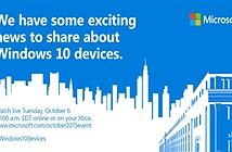 Những sản phẩm được ngóng ở sự kiện của Microsoft tối nay