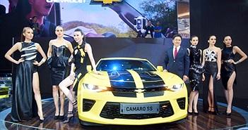 Ngắm PG chuyển giới nóng bỏng tại Việt Nam Motor Show