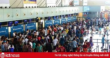 Cục Hàng không sẽ thanh tra công tác bảo mật thông tin hành khách trong tháng 10