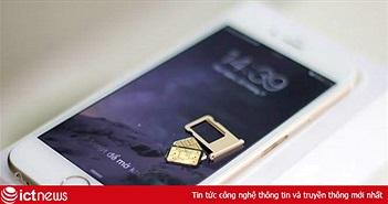 Đã có cách để iPhone khoá mạng sử dụng lại được tại Việt Nam