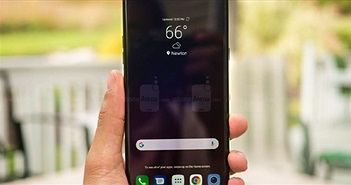 """Đánh giá chi tiết LG V40 ThinQ: Đẹp chứ chưa """"ngon"""""""
