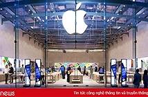 Sợ bị cướp thêm nhiều lần nữa, Apple Store mời hẳn cảnh sát tới để bảo vệ cửa hàng