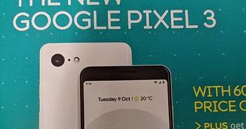 Google Pixel 3 và Pixel 3 XL sẽ có khả năng selfie 'khủng'