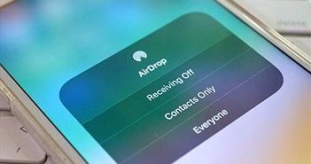 Apple tiếp tục bị kiện bản quyền, lần này liên quan tới Airdrop