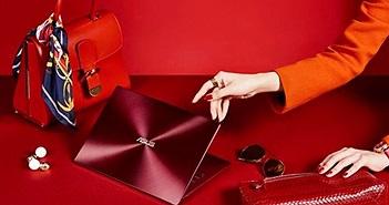 Asus ra mắt ZenBook S phiên bản Đỏ Burgundy, giá không đổi