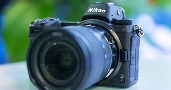 Trên tay máy ảnh không gương lật Nikon Z7: mỏng nhẹ hơn, hoàn thiện tốt