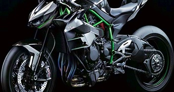 Siêu naked-bike Kawasaki Z1000 2020 ra mắt 23/10 tới, được trang bị hàng khủng