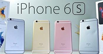 Apple sửa miễn phí iPhone 6S không bật được nguồn