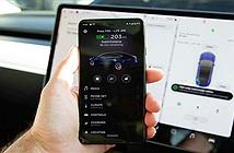 Soi nội thất và hệ thống thông tin giải trí trên Tesla Model 3