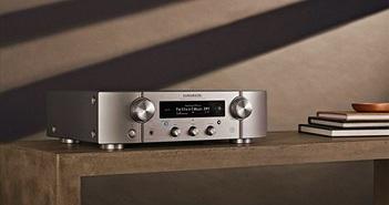 Marantz PM-7000N – Ampli 60W có tất cả DAC, streaming, kết nối đa phòng HEOS, hỗ trợ Amazon Music HD
