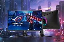 Màn hình cong chơi game ROG Strix XG32VC: QHD, tần số quét 170Hz, cong 1800R