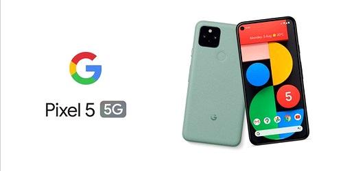 Pixel 5: Smartphone Google chống bụi, chống nước, có loa ẩn dưới màn hình?