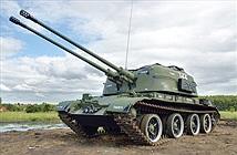 Các loại xe, pháo phòng không tự hành của Quân đội Việt Nam